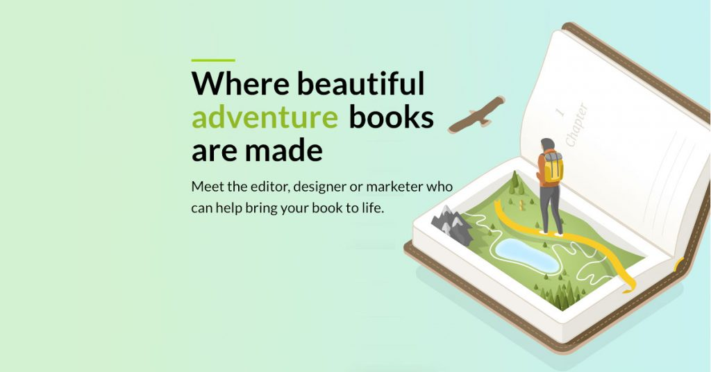 Reedsy: Where beautiful self designed books are made!