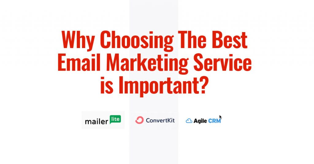 3 Best Email Marketing Services for Small Business Compared (2020)