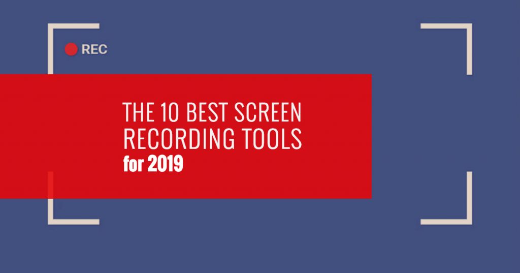 What Makes for Great Screen Recording Software?