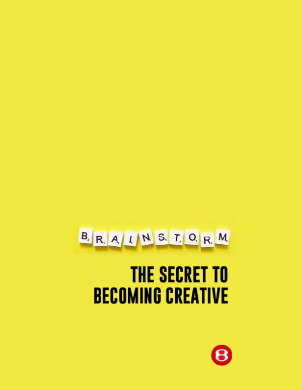 Brainstorm?The Secret to Becoming Creative by Bloom Factor