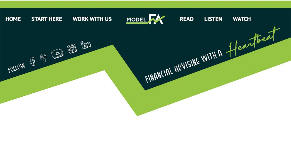 ModelFA Financial Advising with a Heartbeat
