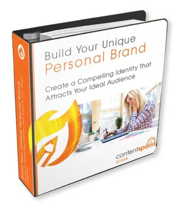 Build Your Unique Personal Brand.