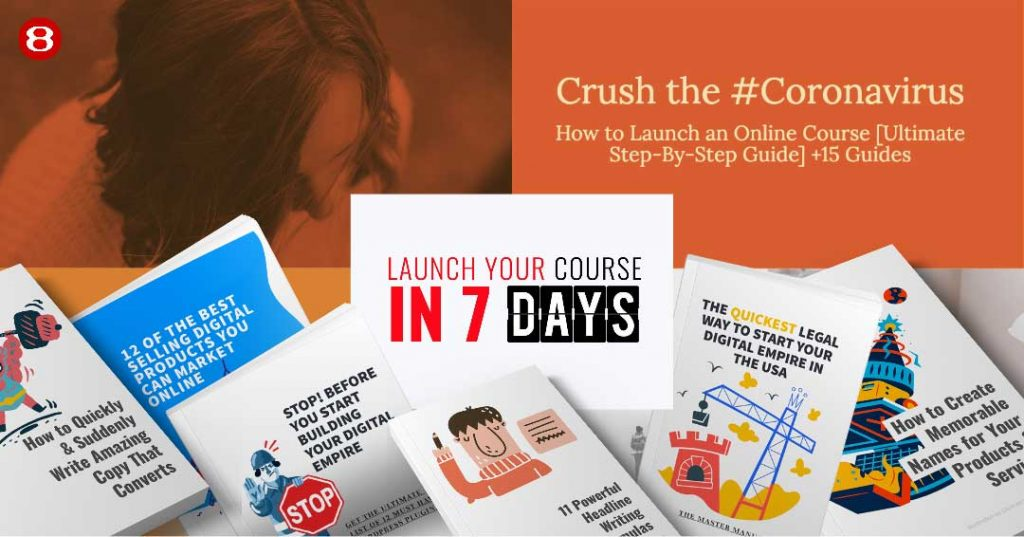 FREE TRAINING—Launch Your Course in 7-Days